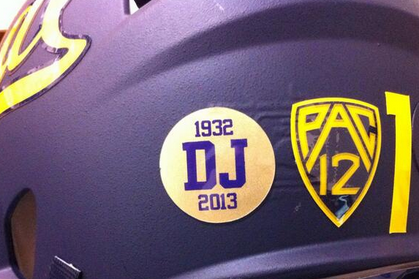 Cal to Honor Late Legendary UW Coach with Decals