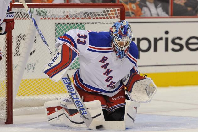 Will Cam Talbot Be New York Rangers' Spark Plug in Henrik Lundqvist's Absence?