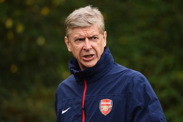 Arsene Wenger Readies Arsenal for Season-Defining Fixtures
