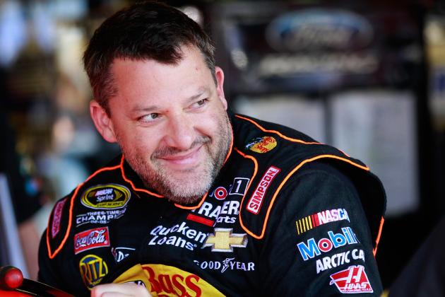 How Tony Stewart's Absence Has Affected the 2013 NASCAR Sprint Cup Series Chase