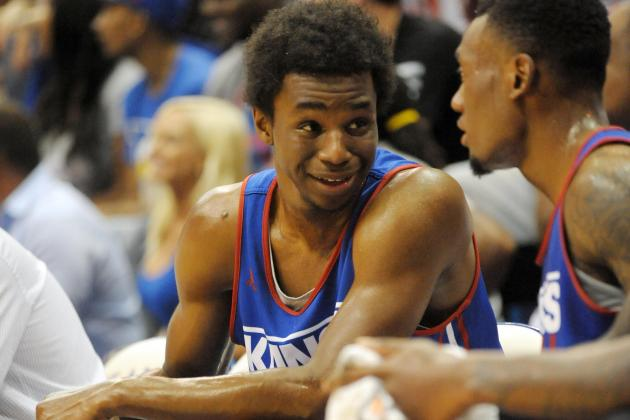 Why Andrew Wiggins' NBA Ceiling Stops Short of LeBron James and Kevin Durant's