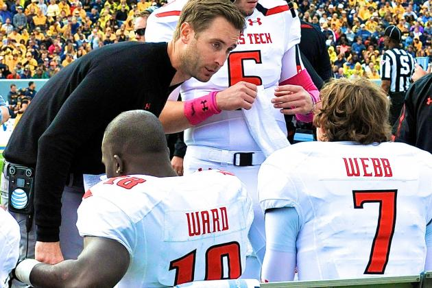 Proof Kliff Kingsbury Is the Quarterback Whisperer