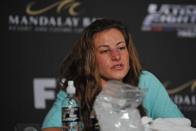 Rousey's Coach: Miesha's Mom Wouldn't Approve of Her Being a Fake-Ass B*tch