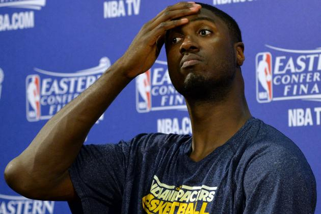 Hibbert Sees Benefit in New NBA Finals Format