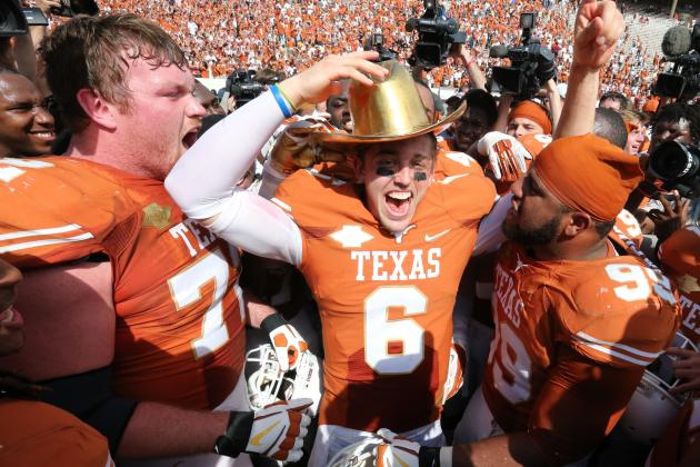 Texas Football: Are Things Finally Turning Around for the Other McCoy?