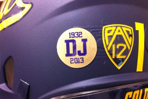 A Nice Tribute to Don James from the Cal Bears