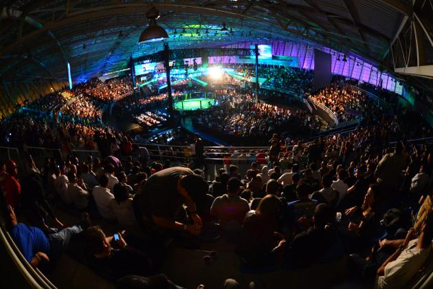 UFC Announces 6 European Events Not Aimed at US Audiences