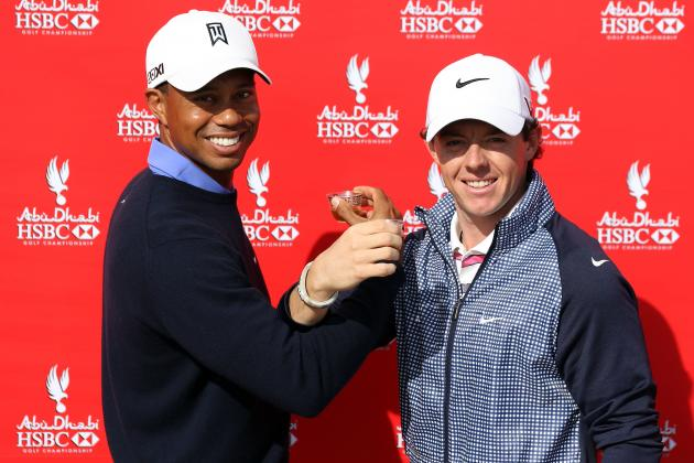Tiger Woods vs Rory McIlroy Match at Mission Hills 2013: Live Stream and Preview