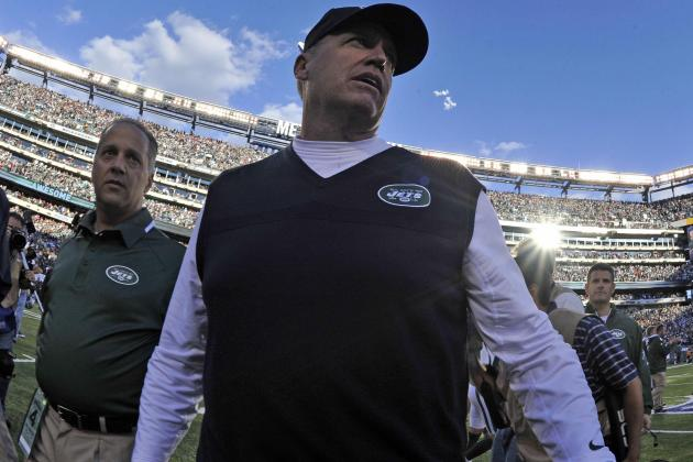 Dissecting Most Crucial Matchups in New York Jets' Week 8 Matchup