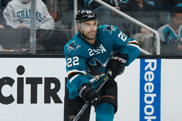 Source: Boyle to Rejoin Sharks Wednesday Night in Boston