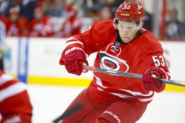 Carolina Hurricanes: Breaking Down Jeff Skinner's Hot Start to 2013-14 Season