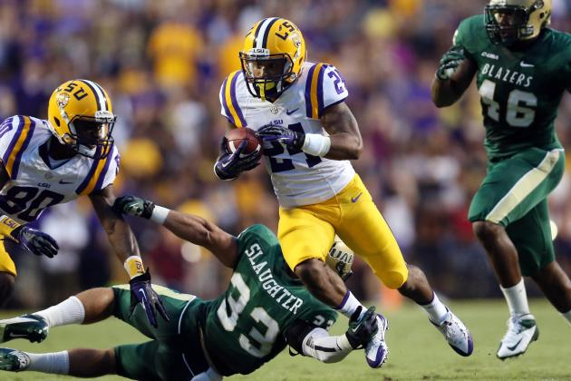 LSU DB Jeryl Brazil Suspended Indefinitely Following Second Arrest