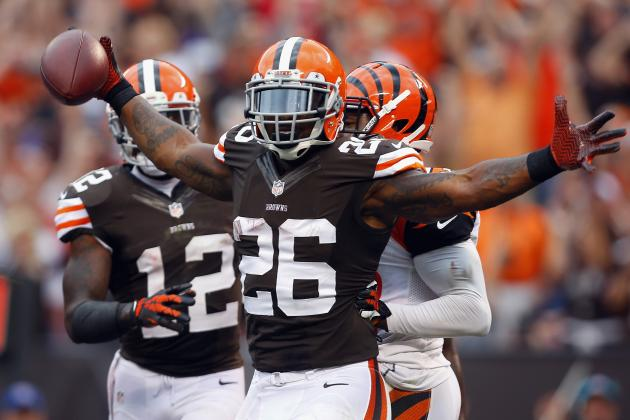 How the Browns Can Bolster Their Running Game to Augment Inconsistent Offense