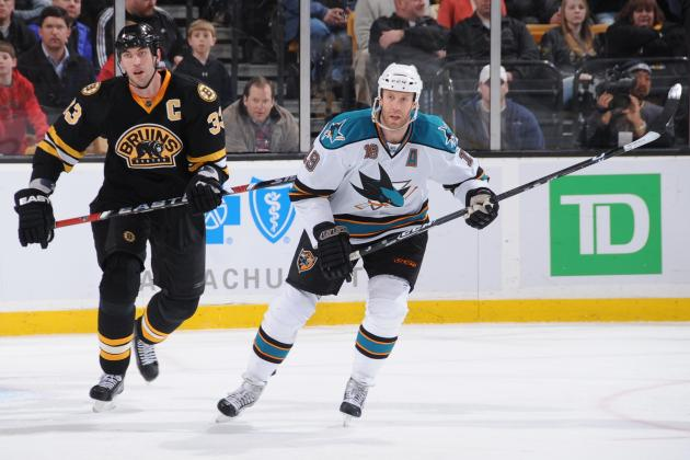 Breaking Down Clash Between Boston Bruins' 'D' and San Jose Sharks' Offense