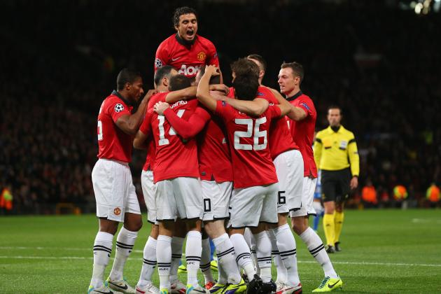 What Manchester United's Sociedad Win Means for Their Champions League Hopes