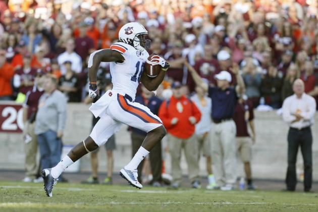 Auburn Football: Tigers' Winning Creates Iron Bowl Buzz