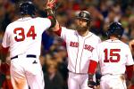 Red Sox Crush Sloppy Cards in Game 1 of World Series