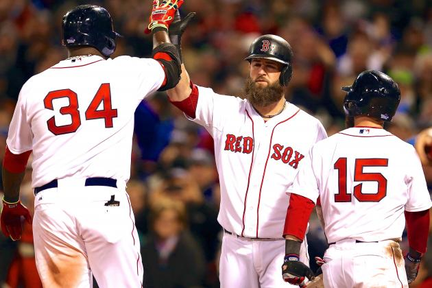 Cardinals vs. Red Sox: Score, Grades and Analysis for 2013 World Series Game 1