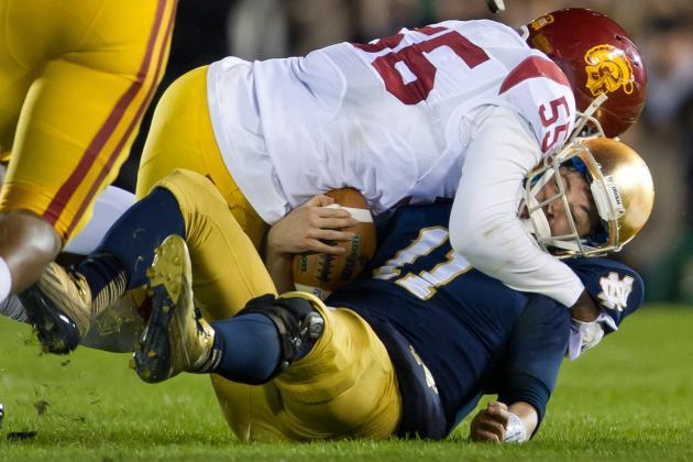 Lamar Dawson to Miss Remainder of USC Football Season with Knee Injury