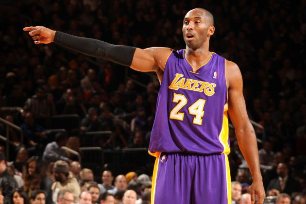 Can Notorious Control Freak Kobe Bryant Finally Let Go?