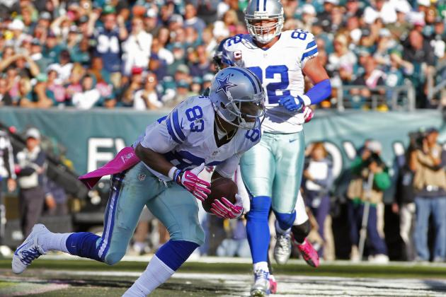 Dissecting Most Crucial Matchups in Cowboys' Week 8 Contest with the Lions