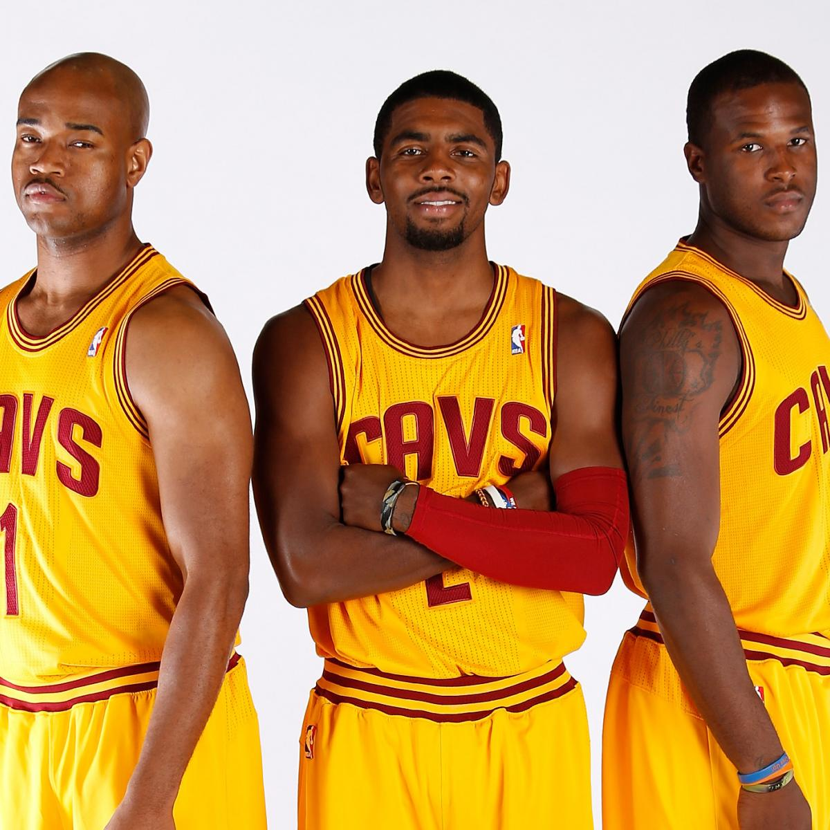 Blazer Team Roster 2013: Cleveland Cavaliers Preview 2013-14: Lineup, Roster