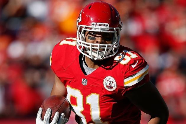 Chiefs Release Tony Moeaki from Injured Reserve