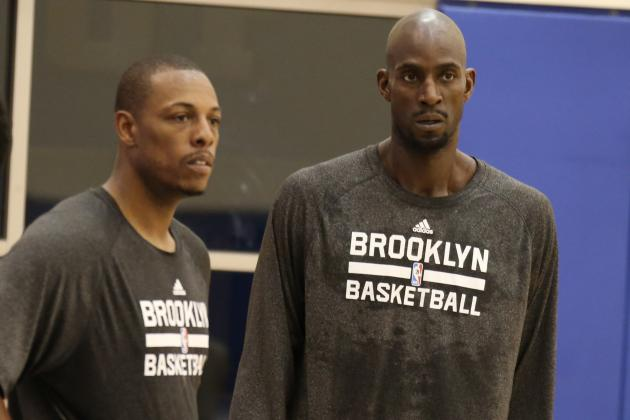 Debate: Who Will Have a Bigger Impact with the Nets, Pierce or Garnett?