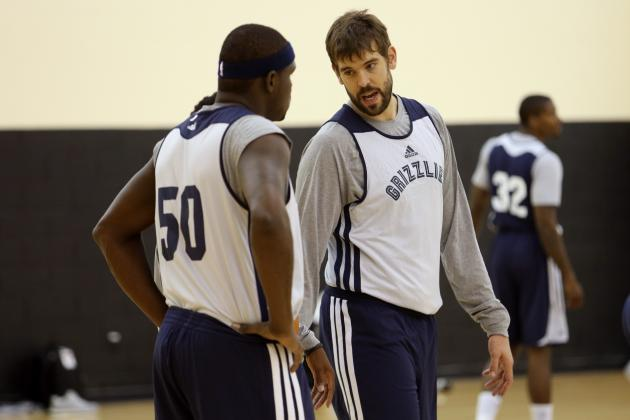 How Memphis Grizzlies Are Proving 2-Big Sets Still Work in Today's NBA