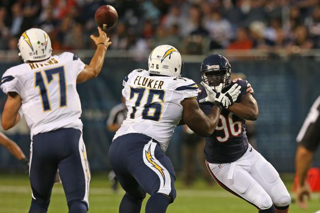 Why the Chargers Should Start D.J. Fluker at Left Tackle