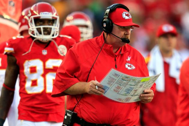 Browns vs. Chiefs: Breaking Down Kansas City's Game Plan
