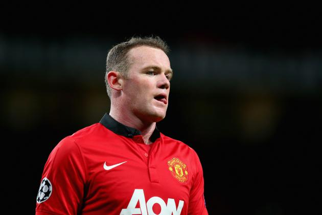 Wayne Rooney Taunts Sir Alex Ferguson over Manchester United Transfer Request