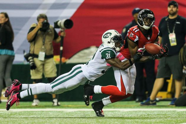How the Atlanta Falcons Can Find Offensive Identity in Julio Jones' Absence