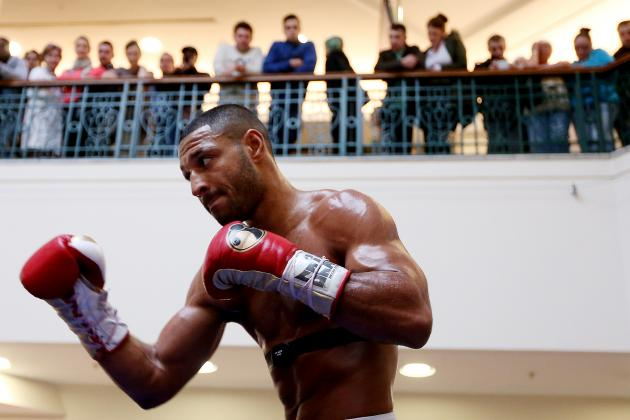 Kell Brook vs. Vyacheslav Senchenko: Time, Date, Live Stream, TV Info, More