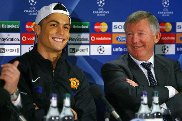 Mike Phelan Hints Sir Alex Ferguson Exit Cost Man United Cristiano Ronaldo Deal