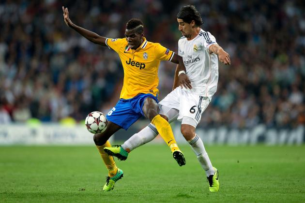 Sami Khedira Reportedly Favours Chelsea Transfer over Man United or Arsenal