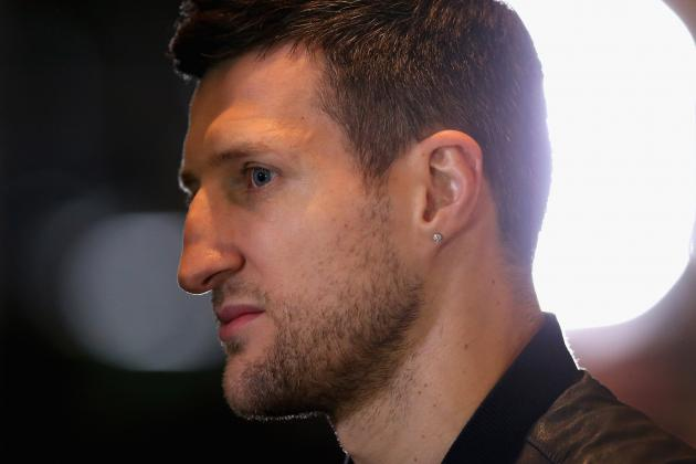 Carl Froch Lines Up Julio Chavez Jr. or Gennady Golovkin After George Groves