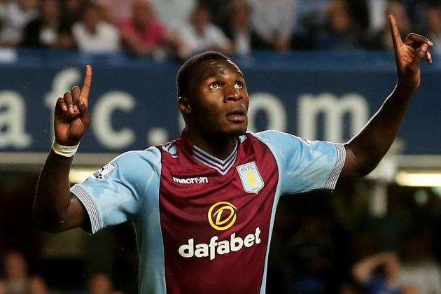 Christian Benteke Reportedly Targeted by Arsenal, Liverpool and Tottenham