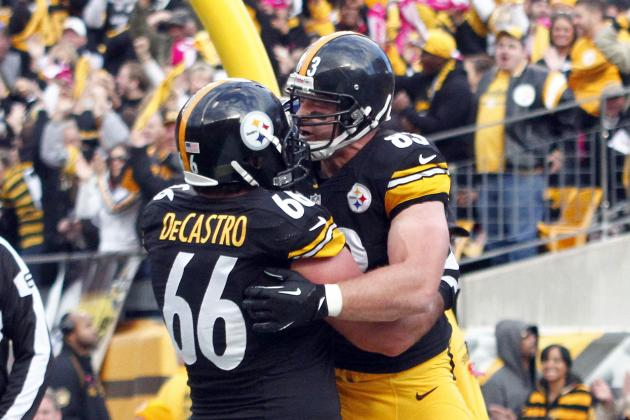 3 Biggest X-Factors for a Pittsburgh Steelers Victory in Week 8