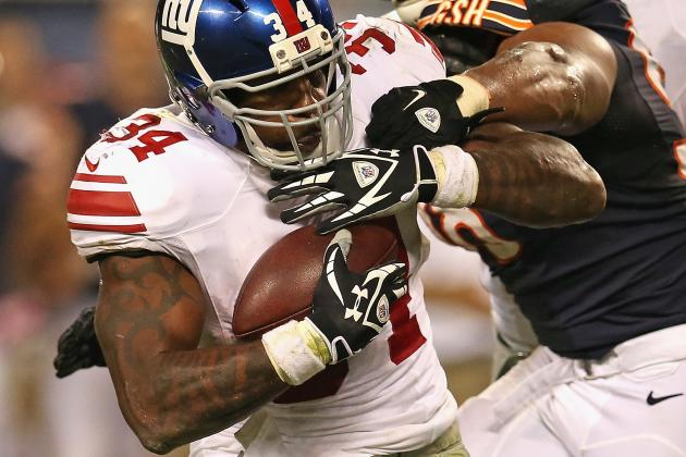Giants RB Brandon Jacobs Slams Fantasy Football After Getting Death Threat