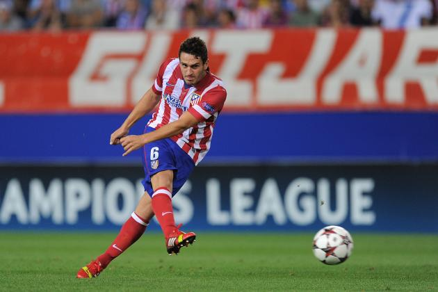 Koke to Manchester United Could Be the Huge January Transfer