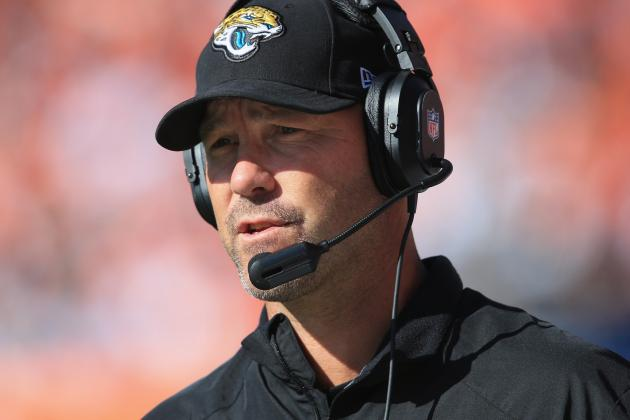 Jaguars Coach Gus Bradley Thankful for Team Support