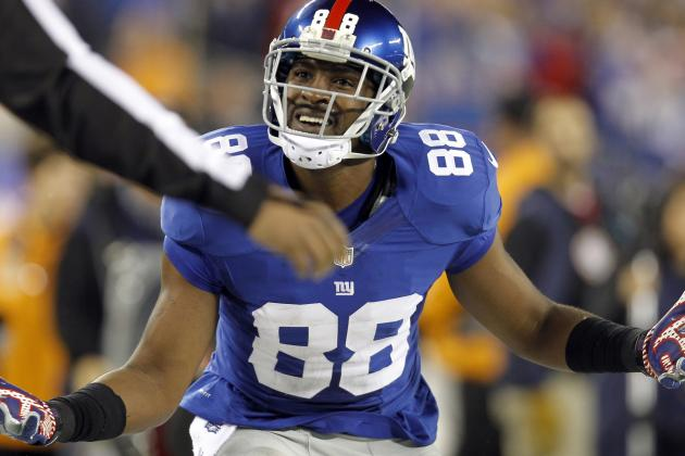 Giants WR Hakeem Nicks Says Any Struggles Are Magnified in Media