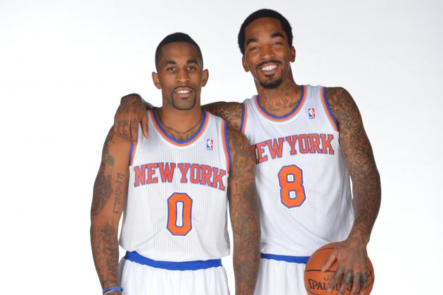 Mike Woodson Admits Chris Smith Being J.R.'s Brother Could Help Him Make Knicks
