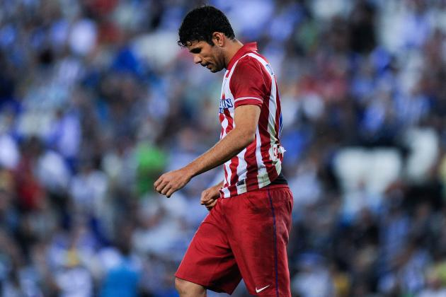 Diego Costa Reportedly Set for Chelsea Bid as Brazil Call Up Atletico Madrid Ace