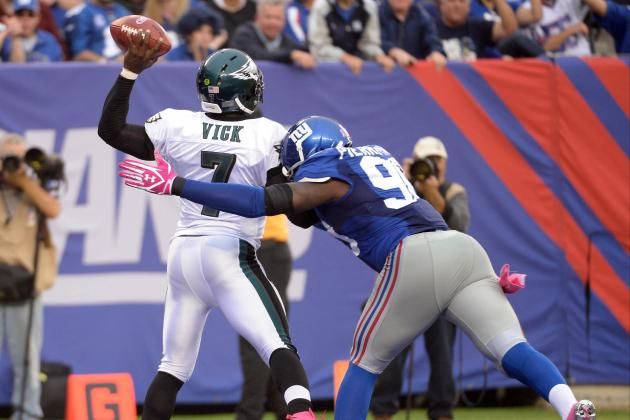 New York Giants vs. Philadelphia Eagles: Breaking Down Philly's Game Plan