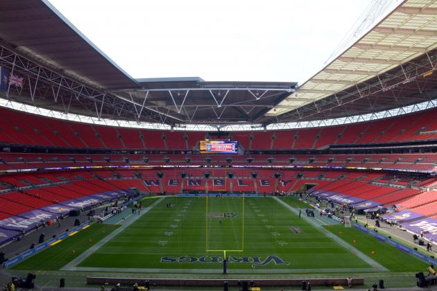 NFL Announces 3 London Games in 2014