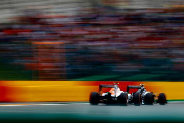 Should Formula 1 Be Concerned About the Future of Its Smaller Teams?