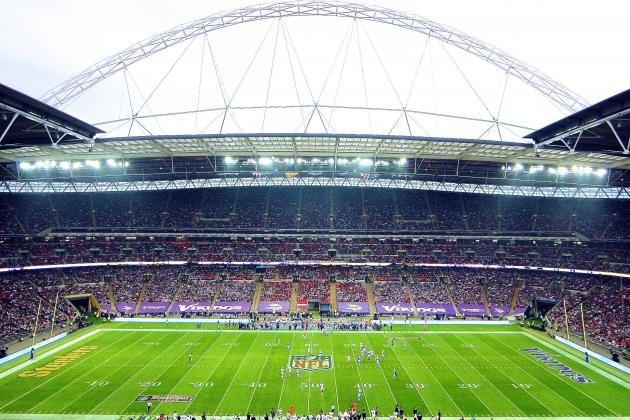 NFL London Games 2014: Cowboys, Raiders, Falcons Will Be Part of Wembley Clashes