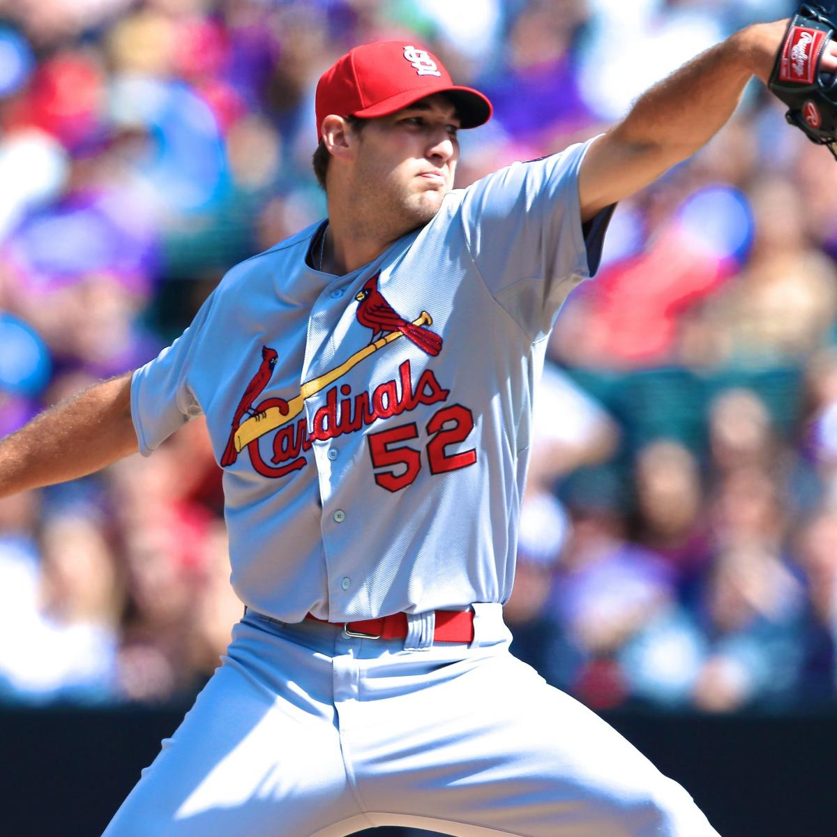 How Michael Wacha, John Lackey Match Up In World Series